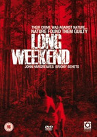 Long Weekend (DVD, EI FIN SUB, käytetty)