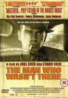 The Man Who Wasn't There (DVD, käytetty, reg 0, EI FIN SUB)