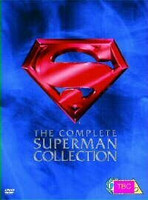 The Complete Superman Collection (DVD, käytetty, EI FIN SUB)