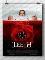 Teeth - Every Rose Has Its Thorn (DVD, käytetty, EI FIN SUB, region 1 ) eri kansi