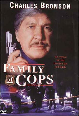 Family of Cops (DVD, used, region 1)