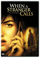 When a Stranger Calls (DVD, käytetty, EI FIN SUB, region 1)