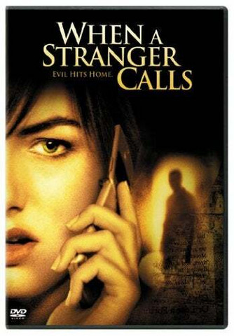 When a Stranger Calls (DVD, used, region 1)