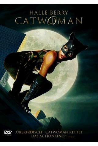 Catwoman (DVD, käytetty)