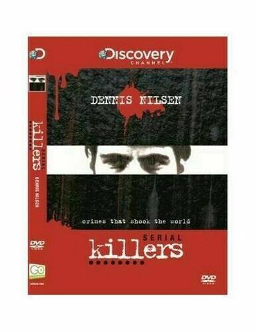 Serial Killers - crimes that shook the world (DVD, käytetty, EI FIN SUB)