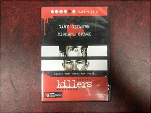 Serial killers- Gary Gilmor and Richard Speck (DVD, käytetty, EI FIN SUB)
