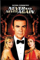Never Say Never Again (DVD, Ei FIN sub, käytetty)