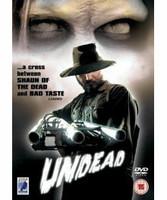 Undead (DVD) (Ei FIN sub, käytetty)
