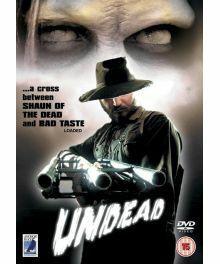 Undead (DVD) (No FIN sub, used)