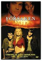 The Forsaken (DVD) (Ei FIN sub, käytetty)