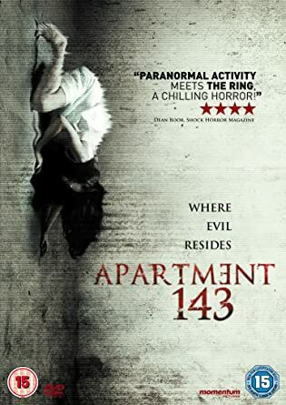 Apartment 143 [DVD] (No fin sub, used)