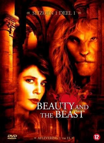 Beauty And The Beast kausi 1 (3 DVD) (Ei fin sub, käytetty)