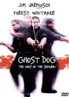 Ghost Dog - Way of the Samurai DVD (No fin sub, used)