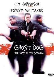 Ghost Dog - Way of the Samurai DVD (No fin sub, used)