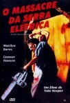 O Massacre da Serra Elétrica DVD (Ei fin sub, käytetty)