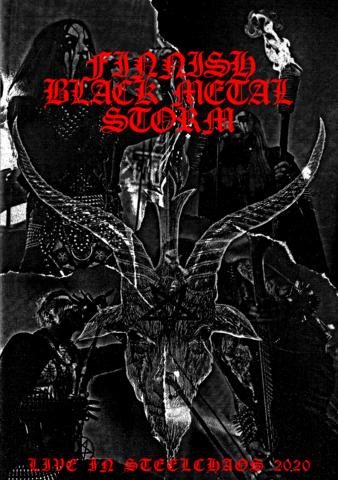 Finnish Black Metal Storm  DVD