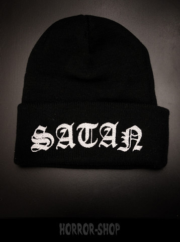 Satan - watch cap