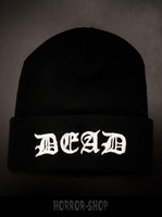 Dead -watch cap