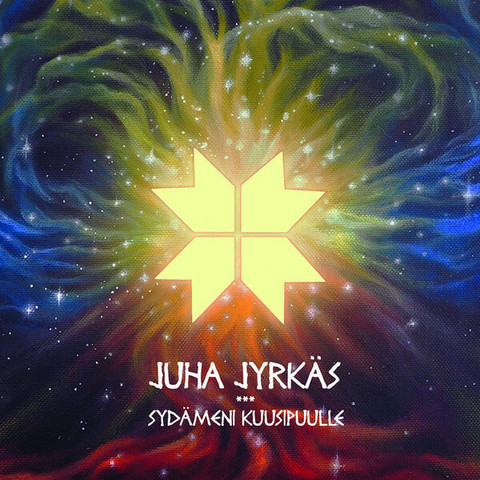 Juha Jyrkäs – Sydämeni Kuusipuulle CD (uusi)