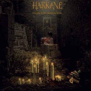Harkane – Fallen King Simulacrum CD (new)