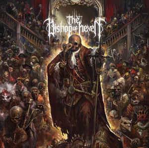 The Bishop Of Hexen  – The Death Masquerade CD (new)