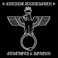 Satanic Warmaster – Strength & Honour CD (new)