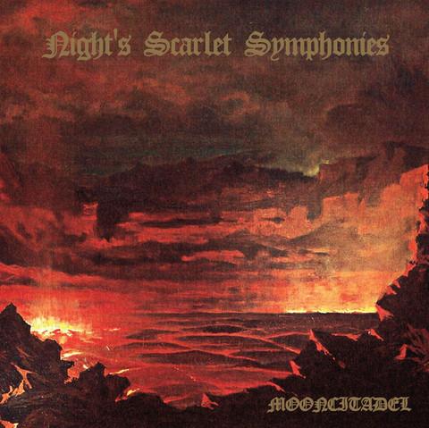 Mooncitadel – Night's Scarlet Symphonies CD (uusi)