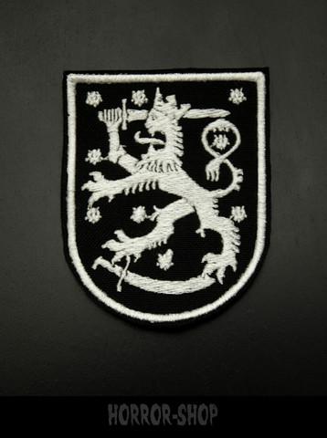 Suomileijona -kangasmerkki