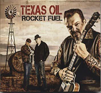 Texas Oil – Rocket Fuel CD (uusi)