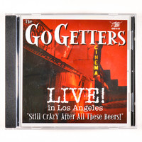 The Go Getters - LIVE! in Los Angeles CD (new)