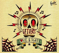 Getters - Love & Hate CD+LP (new)
