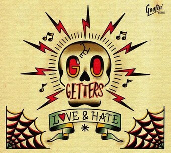 Getters - Love & Hate CD+LP (uusi)