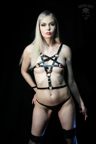 Pentagram harness (no:3)