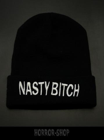 Nasty Bitch  -watch cap