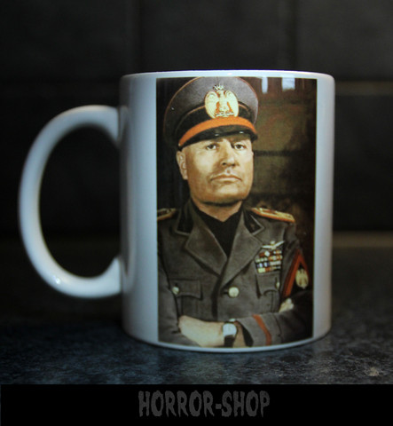 Benito Mussolini -mug