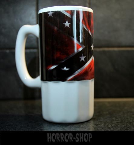 Rebel beer mug