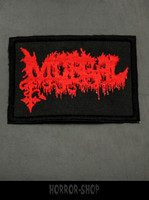 Morgal patch, red