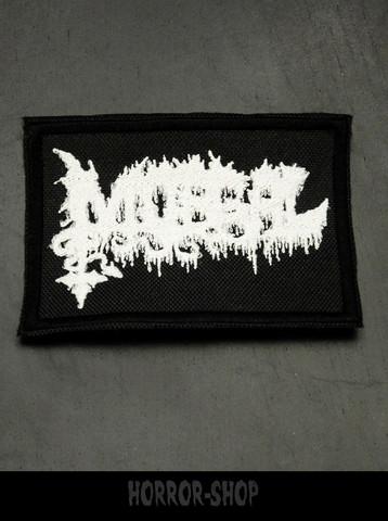 Morgal patch, white