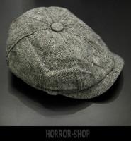 Flat cap, light grey