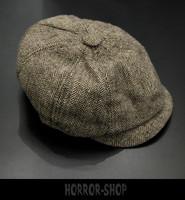Flat cap, light brown
