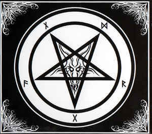 Satanic Warmaster ‎– Revelation CD (used)