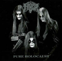 Immortal – Pure Holocaust CD (käytetty)