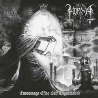 Horna – Envaatnags Eflos Solf Esgantaavne CD (käytetty)