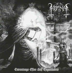 Horna – Envaatnags Eflos Solf Esgantaavne CD (used)