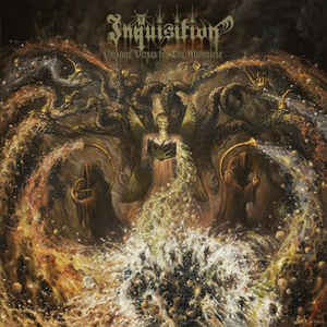 Inquisition – Obscure Verses For The Multiverse CD (used)