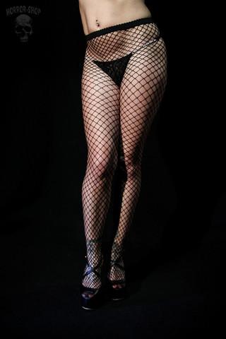 Fishnet stockings - S-M