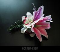 Hawaii tiki hair flower (3) big
