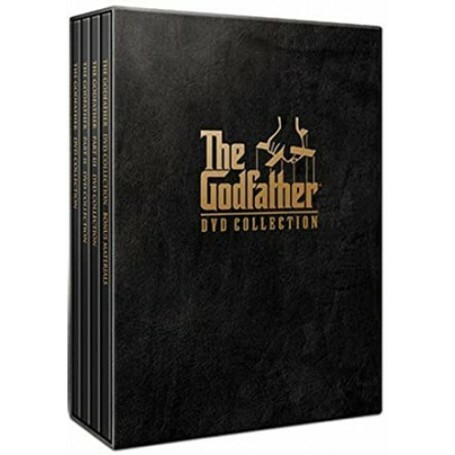 The Godfather 1-3 DVD collection (used)