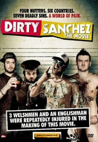 Dirty Sanchez - The Movie DVD (2-disc) (used)