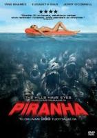 Piranha DVD (käytetty)